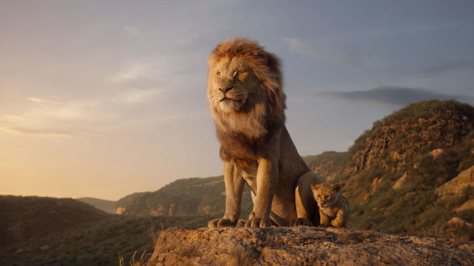 New To On Demand And Dvd The Lion King 2019