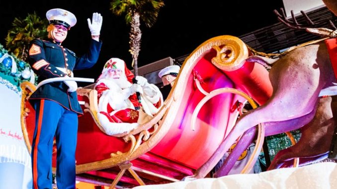 Friday, Dec. 13: 'The 88th Annual Hollywood Christmas Parade