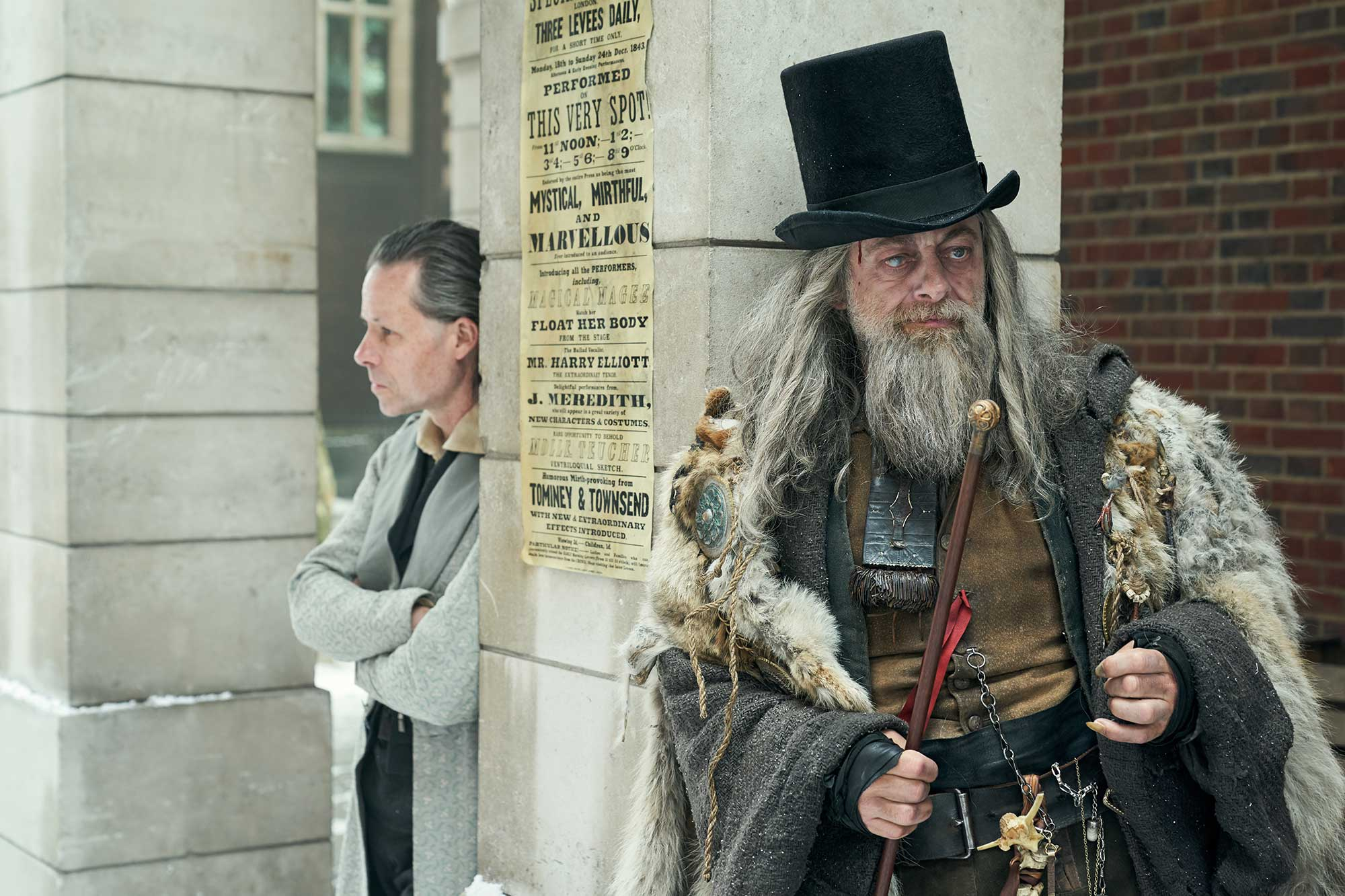 'A Christmas Carol': Guy Pearce Says FX Film Takes 'a Darker Sort of Path' - Channel Guide Magazine