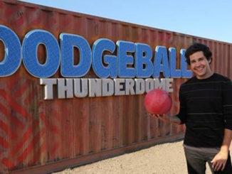 David Dobrik is host of Dodgeball Thunderdome