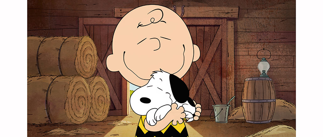 Snoopy Holding Heart Tie bar Snoopy Cartoon Dog Tie Clip
