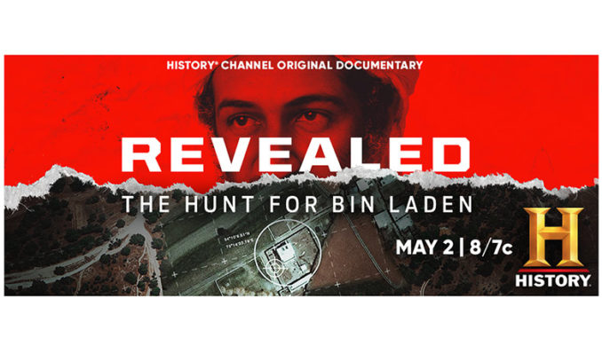 Reavealed the Hunt for bin laden