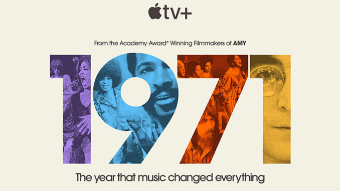 1971 The Year That Music Changed Everything