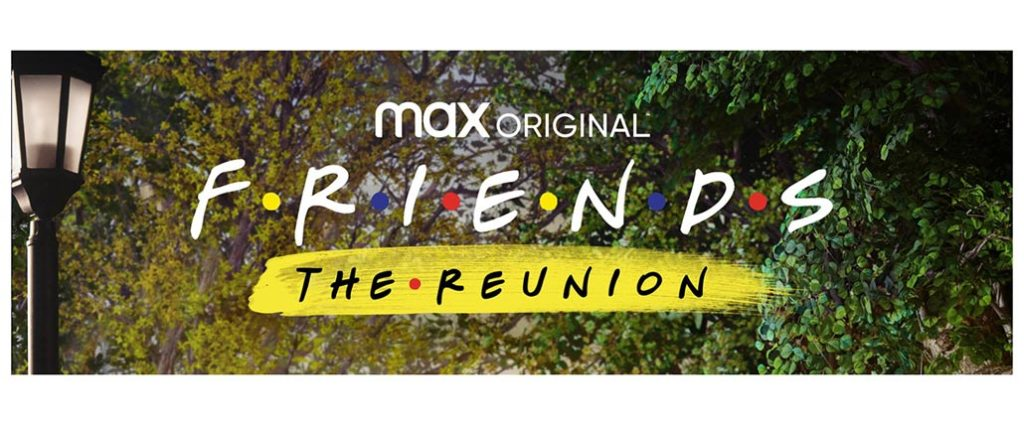 Thursday, May 27: The One We've Been Waiting for: 'Friends
