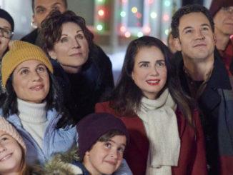 cast of Love, Lights, Hanukkah!