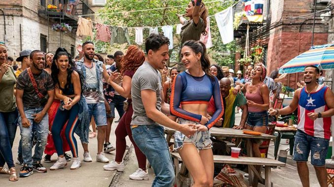 In The Heights HBO Max