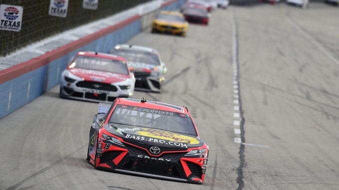 NASCAR Martin Truex Jr