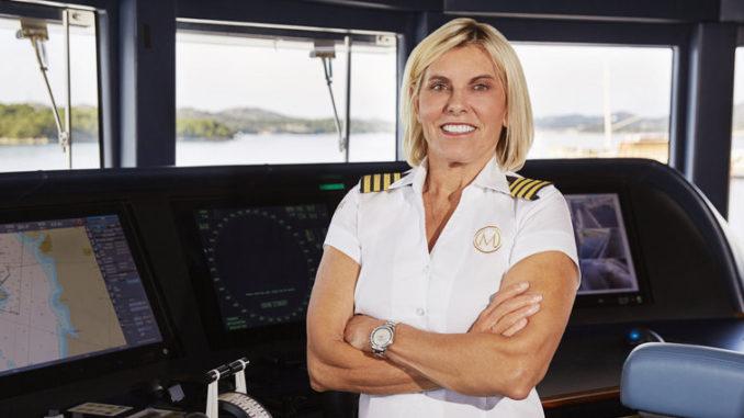 """Captain Sandy Yawn of Bravo's """"Below Deck Mediterranean"""""""