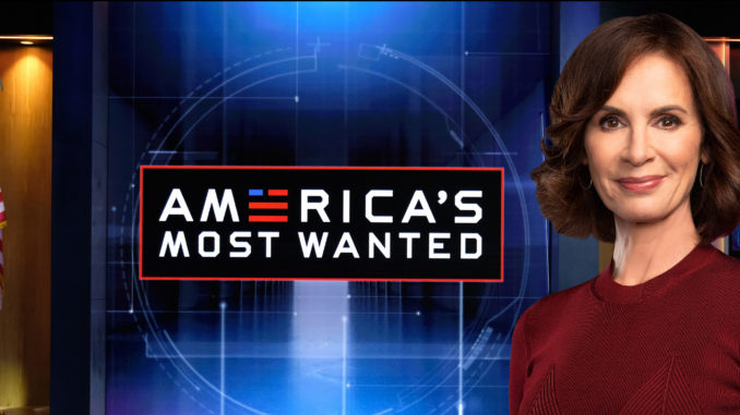 America's Most Wanted on FOX with Elizabeth Vargas
