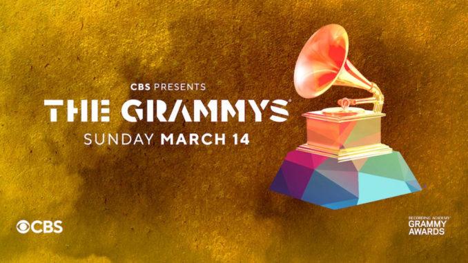 2021 Grammys on CBS