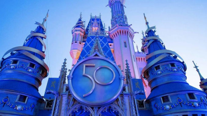 Most Magical Story on Earth 50 Years of Walt Disney World