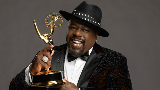Emmys host Cedric the Entertainer