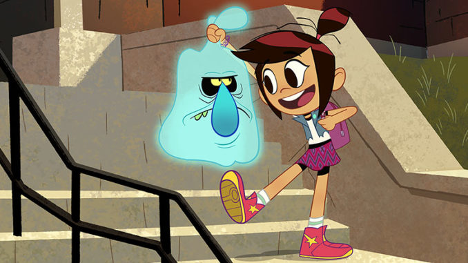 The Ghost and Molly McGee Disney Channel