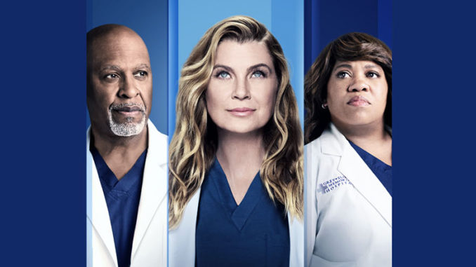 Grey's Anatomy Season 18 ABC