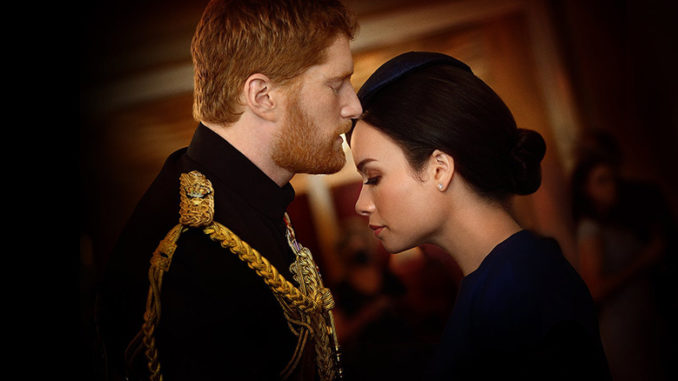 Harry and Meghan Escaping the Palace Lifetime