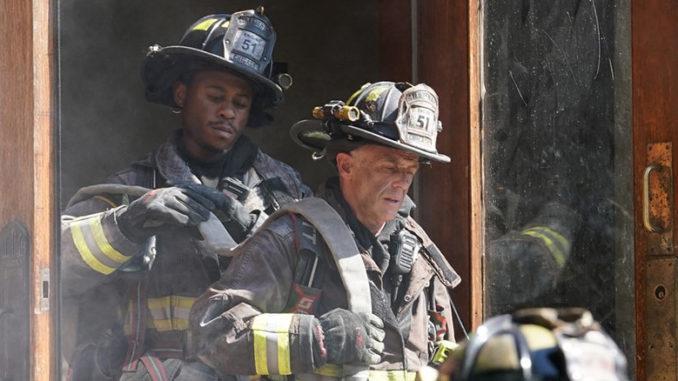 Chicago Fire NBC
