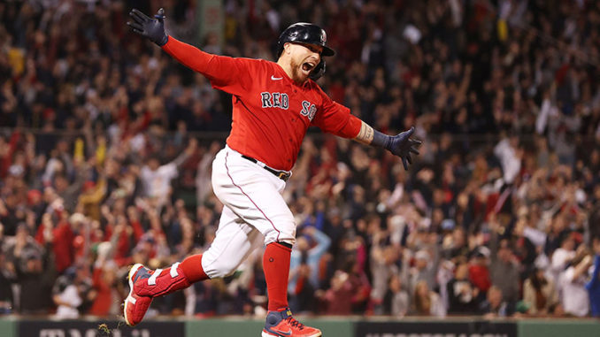 Christian Vazquez, Boston Red Sox